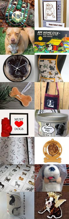 Dogone It! by Margie on Etsy--Pinned+with+TreasuryPin.com