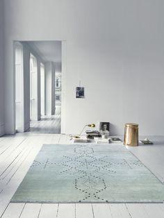 handgeknoopt vloerkleed vt wonen karpet