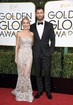 Elsa Pataky - Every Best Dressed Look from the 2017 Golden Globes - Photos
