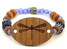 Dragonfly Diffuser Bracelet