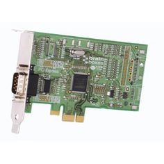 Brainboxes Low Profile PCI Express 1xRS232 1MBaud by Brainboxes. $48.99. PCI Express Card providing one RS232 serial port. Up to 921,600 data transfer rates and the 256 byte deep transmit and 256 byte receive FIFOS, coupled with 1Mbit/s line drivers deliver uncompromising performance on your laptop/PC. Manufacturer Part #: PX-235-001Ports Quantity: 1 port Data Link Protocol: RS232 Data Transfer Rate: 1 Mbps FIFO Rate: 256 Byte Tx and 256 Byte Rx FIFOs Interface (Bus) Type...