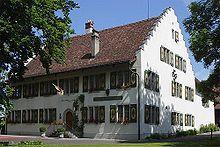 Wülflingen Castle (German: Schloss Wülflingen) is a castle in the city of Winterthur and the canton of Zurich in Switzerland.