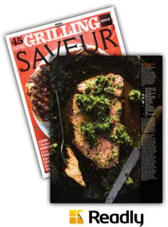 Suggestion about Saveur June 2013 page 77