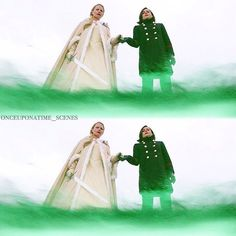 Emma and Regina - 6*10 ~ Wish You Were Here