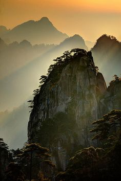 huangshan, china | nature + landscape photography #adventure