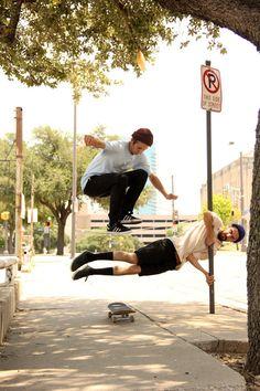 MIKE SOOBZ | derek stanko hippie jumping isac ramirez- its...