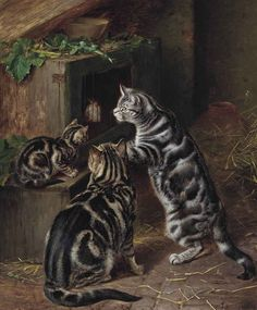 Horatio Henry Couldery (1832-1893): Visiting Time