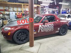 2007 Mazda MX5 Race Ready Condition/SOLD