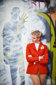 Salzburg, Double Breasted Suit, Glasgow, Tweed, Suit Jacket, Blazer, Suits, Orange, Outfit