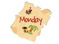 DAYS OF THE WEEK PIRATE THEME - TeachersPayTeachers.com