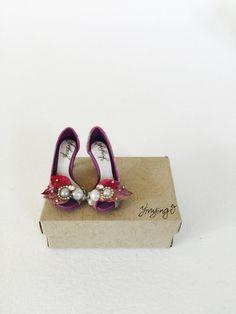Chaussures miniatures à la main par YinyingO sur Etsy