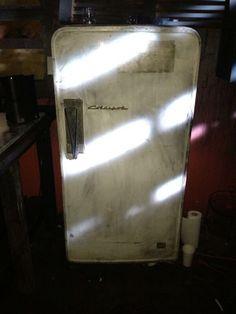 Michael's fridge from the loft