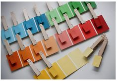 color matching - quiet time activity