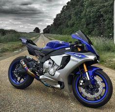 Home - MotorbikeShed Yamaha Motorcycles, Yamaha Yzf R1, Biker Gear, Motorcycle Helmets, Motocross, Custom Street Bikes, Custom Bikes, Power Bike, Speed Bike