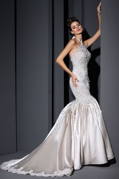 Victor Harper - Designer Bridal Gown - Style VH152