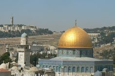 Jerusalem Israel - Been there! It was incredible.