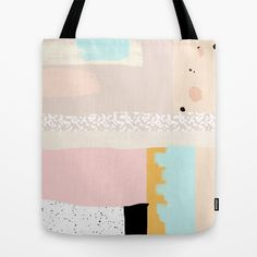 On the wall#3 Tote Bag by RK // DESIGN - $22.00