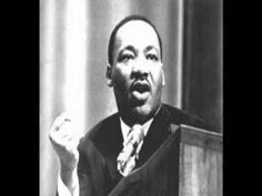 U2 In the Name of Love with Dr. King... Still has the power to bring tears to my eyes.