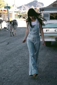 #1970s overalls