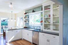 Mt Tabor Remodel - traditional - kitchen - portland - by Howells Architecture + Design, LLC/ After