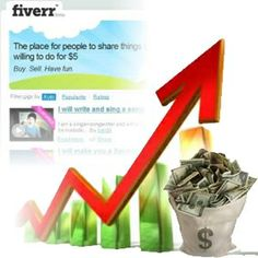 Ways To Make Money With Fiverr
