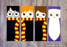 Free Printable Fantastic Beasts Bookmarks