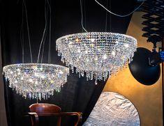 Hanging / Pendant Lights - Iceberg