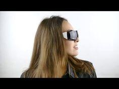 Mirrored Sunglasses, Fashion, Moda, Fasion, Fashion Illustrations, Fashion Models