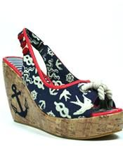 Anchor shoes!! I would do anything for these!!