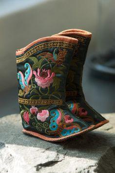 baby mongolian boots $46.00