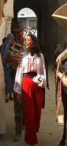 Marion Ravenwood - Basket Chase: Raiders of the Lost Ark