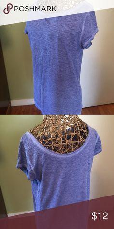 Ballet back tee shirt Excellent condition scoop back GAP Tops Tees - Short Sleeve