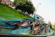 Bordalo II, Lisbon, Portugal