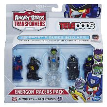 Angry Birds Transformers Telepods Energon Racers Pack