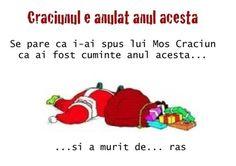 Craciunul e anulat anul acesta. Christmas Jokes, Humor, Funny, Google, Christmas Knock Knock Jokes, Xmas Jokes, Humour, Funny Photos, Funny Parenting