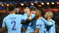 مانشستر سيتي يفوز على شاختار بثنائية نظيفة في دوري الأبطال
