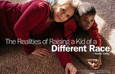 Recommended reading at the bottom ,, this is an article about the experiences of adult adoptees of color.  Excellent...