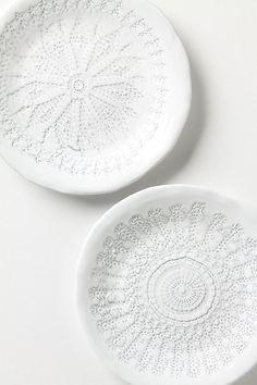 doily plates