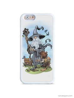 The Hobbit iPhone 6 Case, Samsung Galaxy Rubber Case