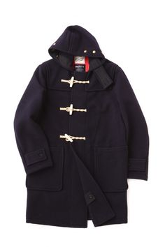 <GLOVERALL>Duffel Coat   TODD SNYDER