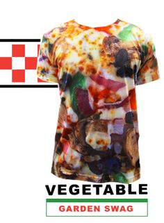 The Pizza Shirt. why do i find this attractive?