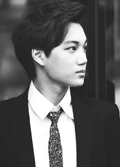 Kai's tie:) Love it!!