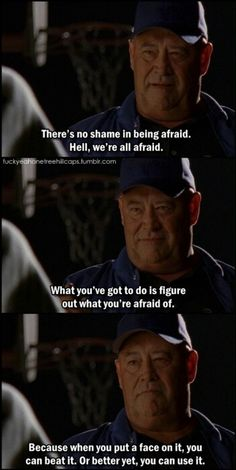 You can beat your fear :) That's the attitude