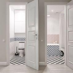 141125 ванная комната в интерьере 3-комнатной квартиры