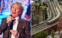 As Rod Stewart reveals that he always books a hotel room for his model   railway, we ask the enthusiasts why these tiny tracks hold such a big place   in many men's hearts