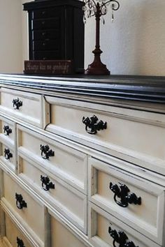 Gotta thing for dressers! This one is so classy!