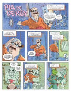 """Dia de Derby"" (with João Lam) page #1"