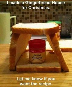 Gingerbread House, the quick way!