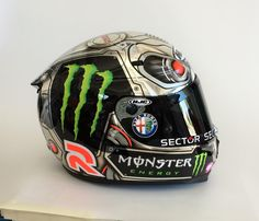 SPEED MACHINE - Jorge Lorenzo Indianapolis 2014 Special Helmet here another picture