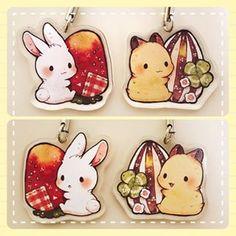 Kawaii Chibi, Cute Chibi, Kawaii Art, Kawaii Anime, Cute Food Drawings, Cute Little Drawings, Cute Animal Drawings, Character Art, Character Design